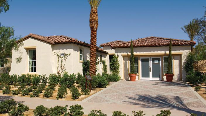 Model homes in palm desert ca
